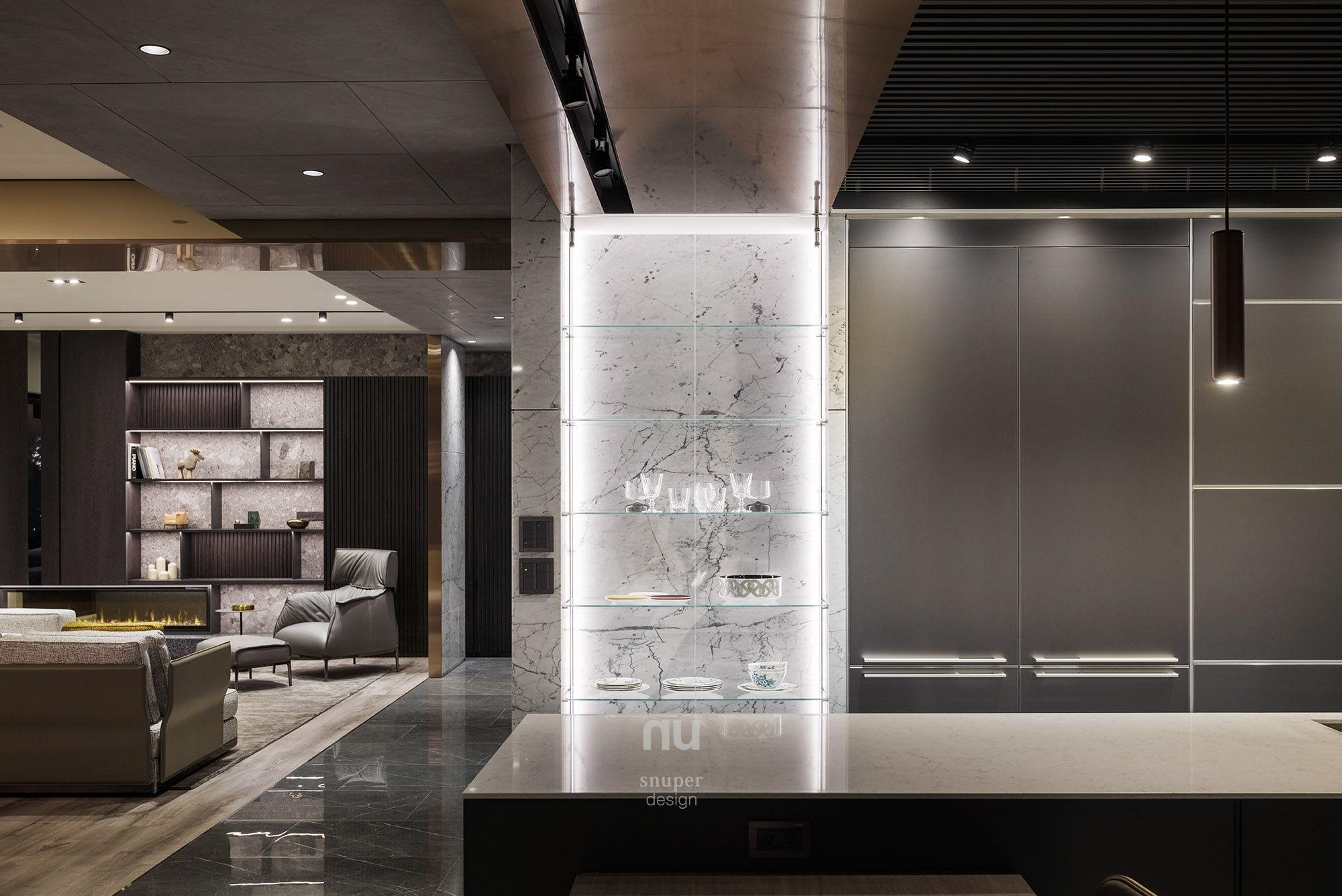 豪宅設計-餐廳
