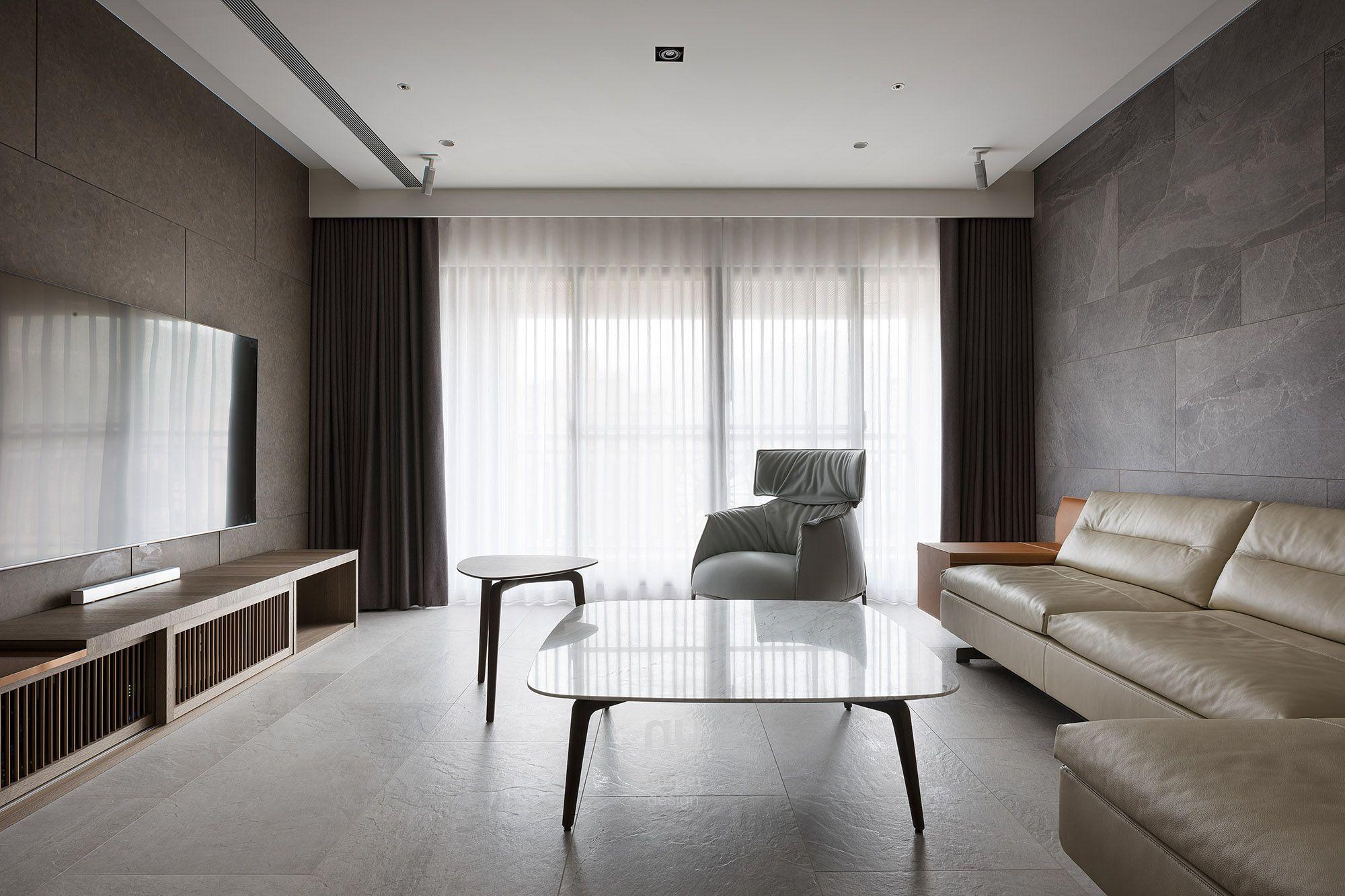 台北室內設計_客廳