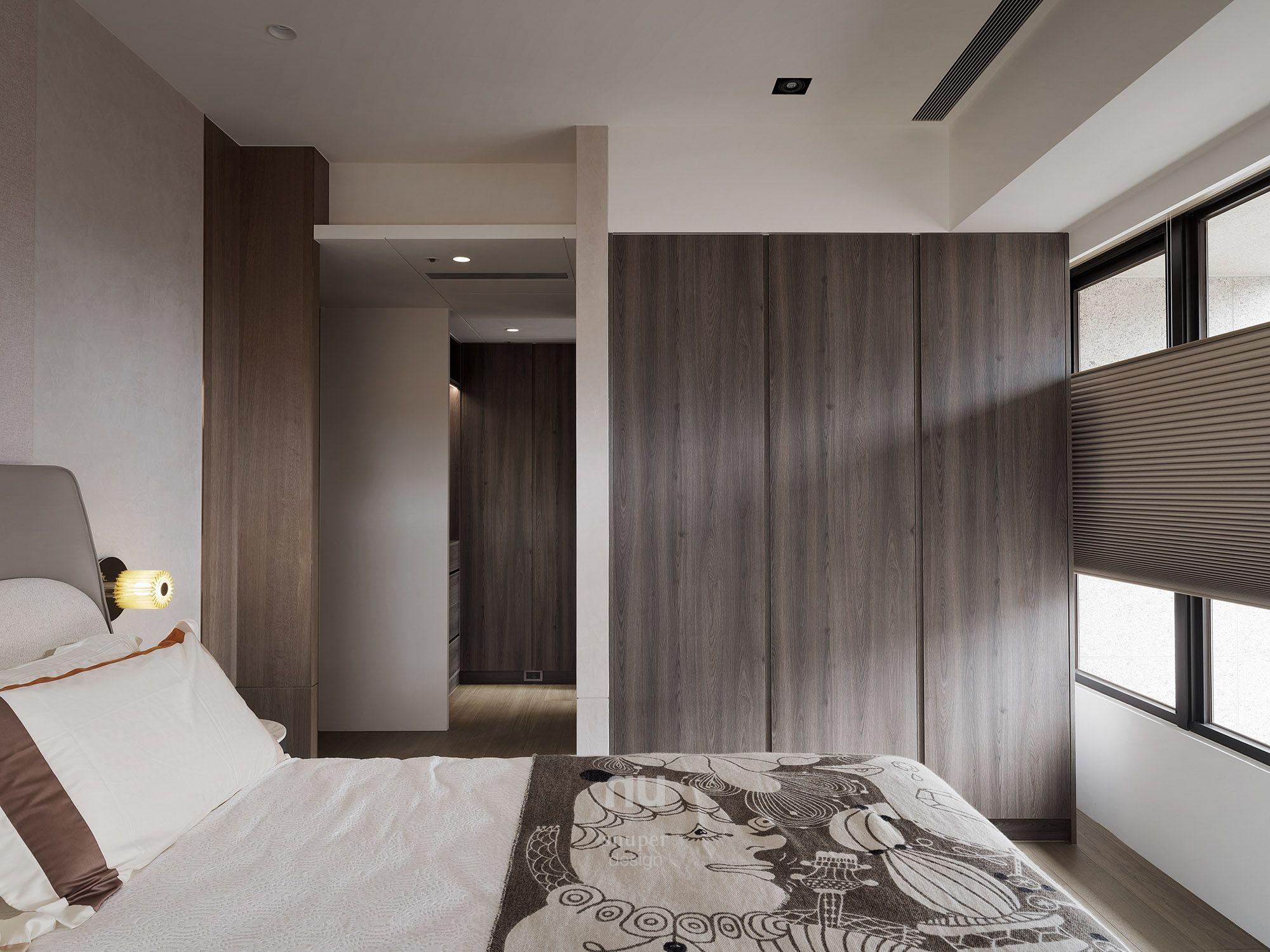 台北室內設計_臥室