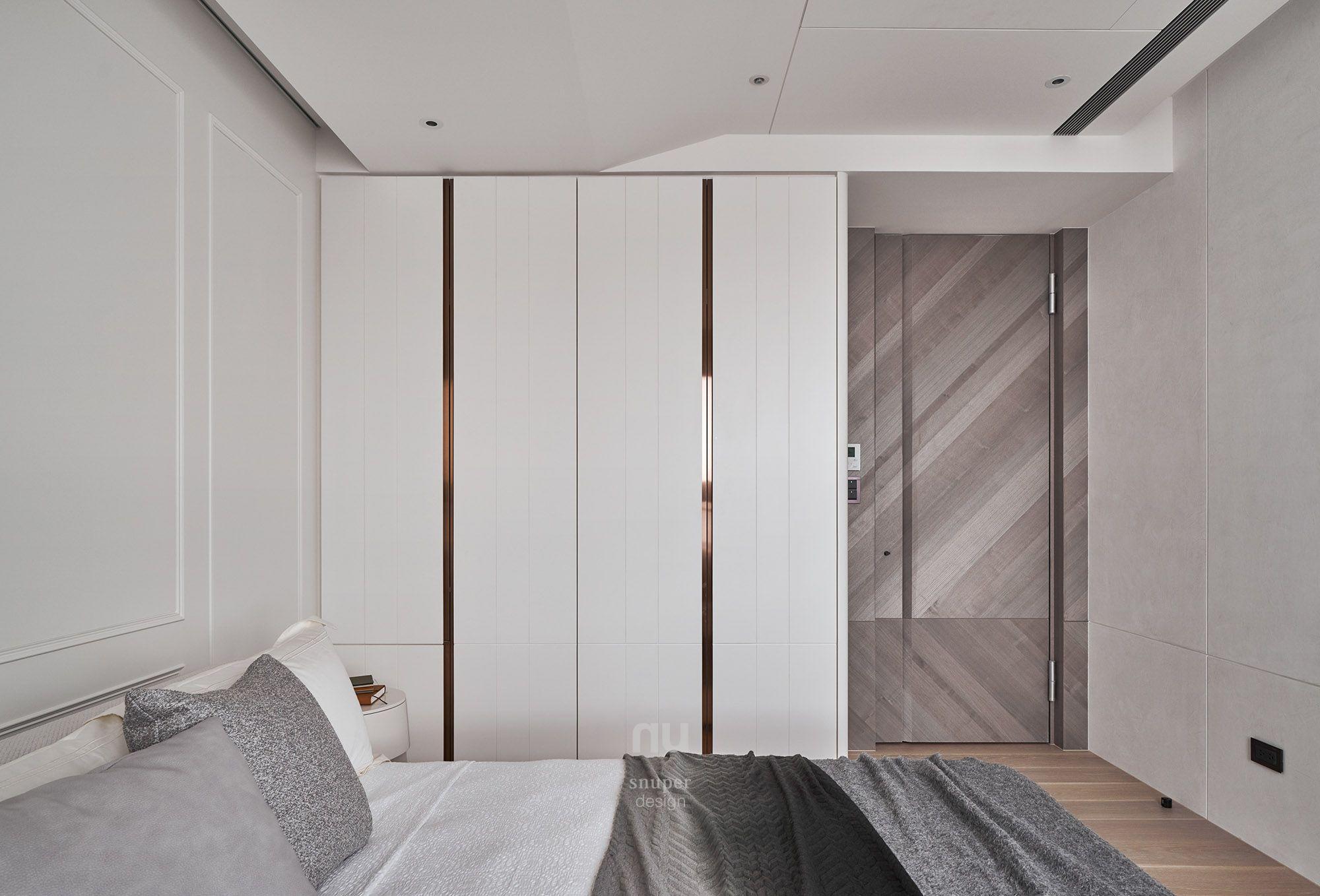 豪宅設計-大坪數-臥室
