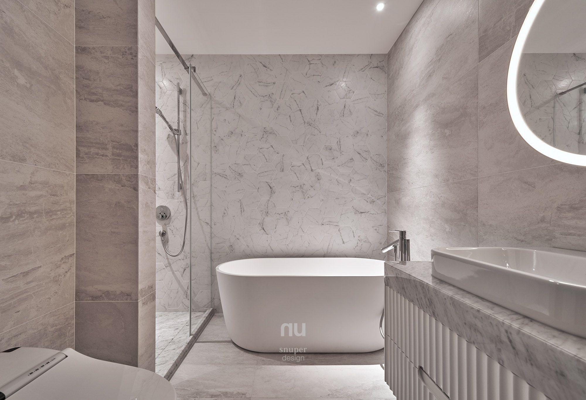 豪宅設計-大坪數-浴室
