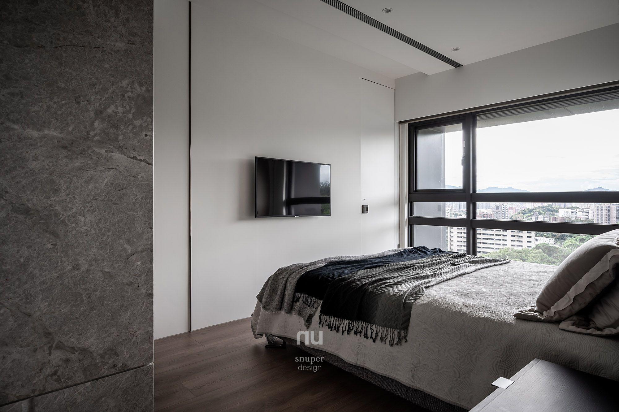 台北室內設計-臥室