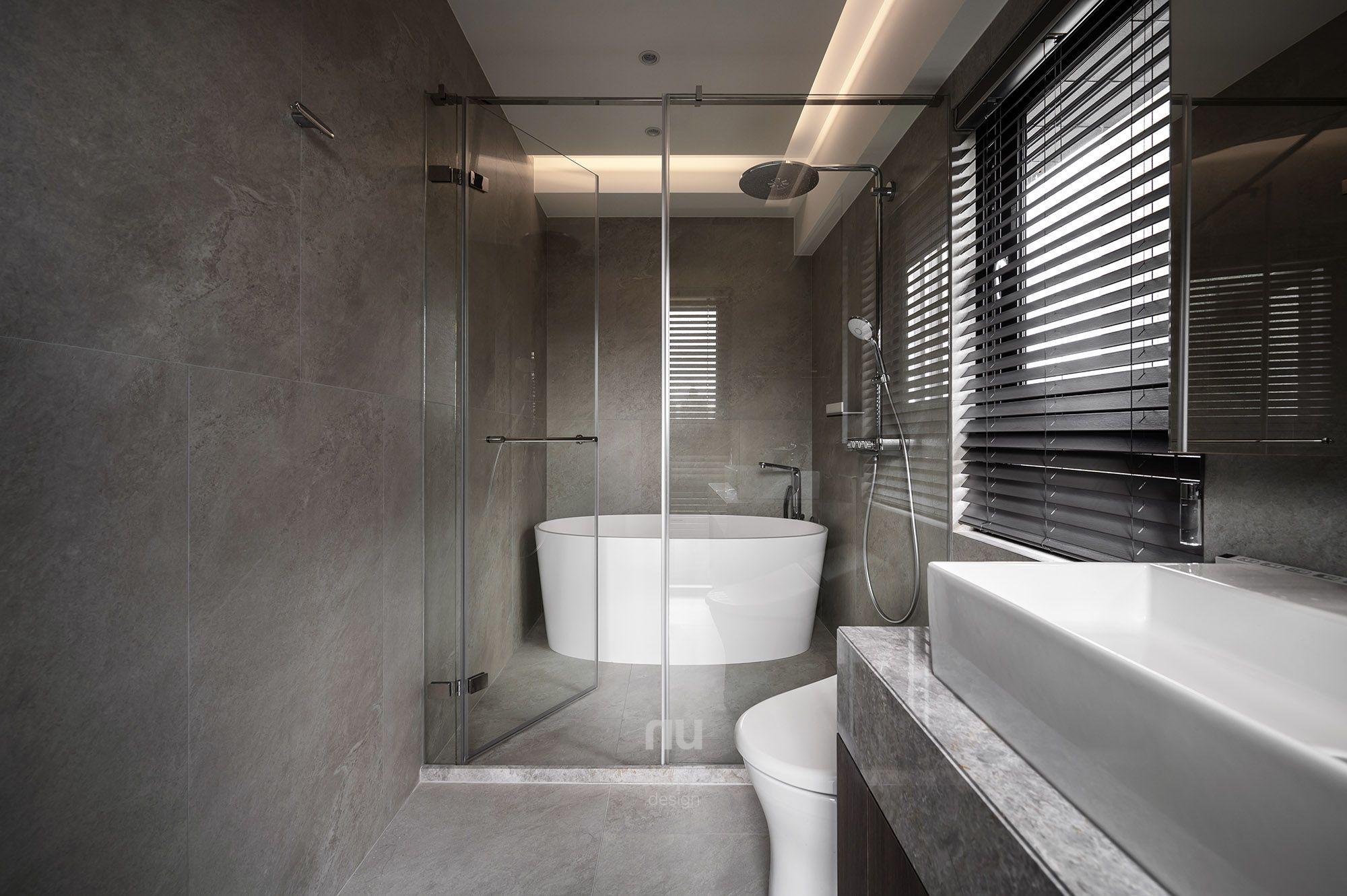 台北室內設計-浴室
