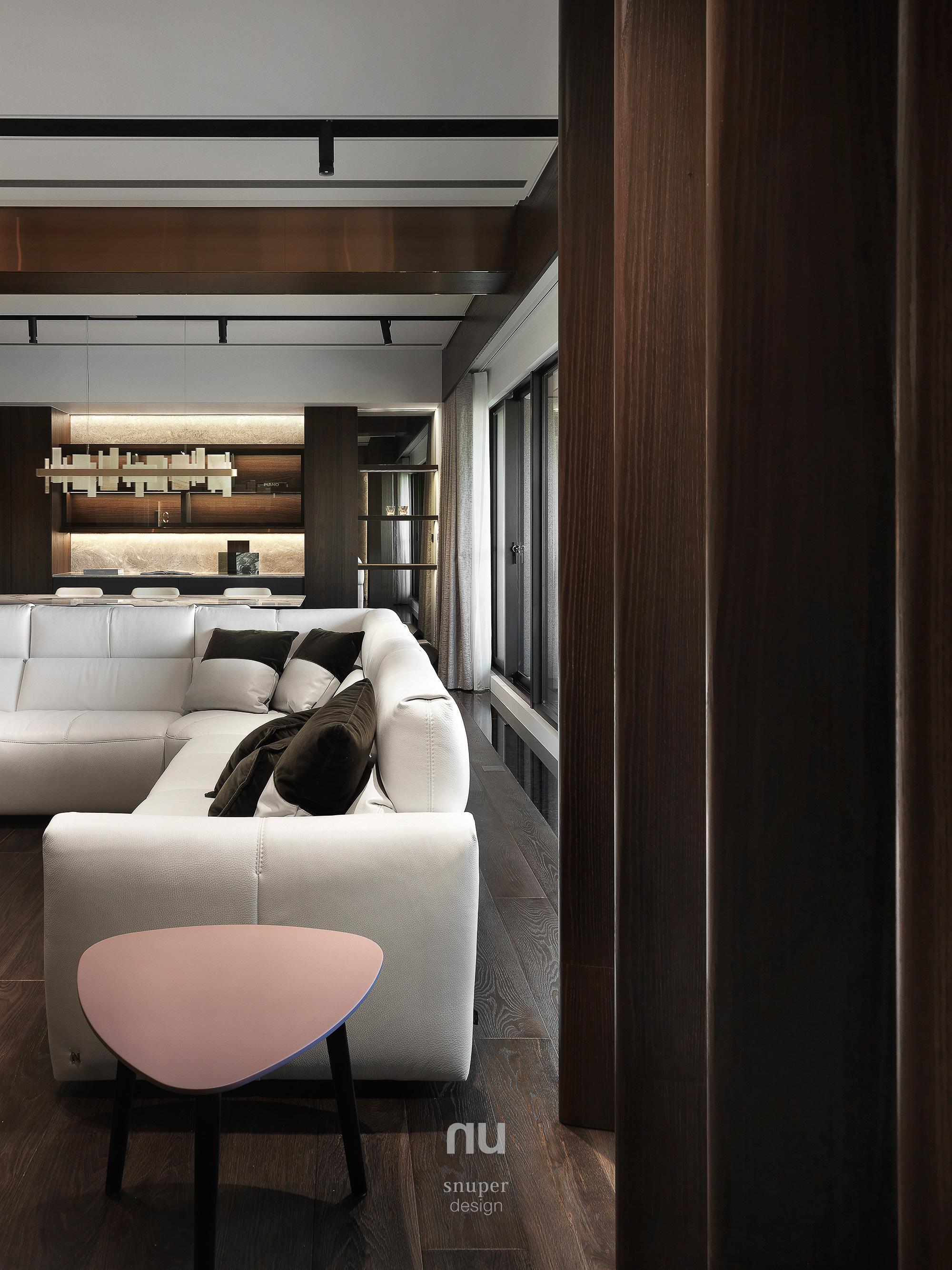 豪宅設計-中悅人文-公領域