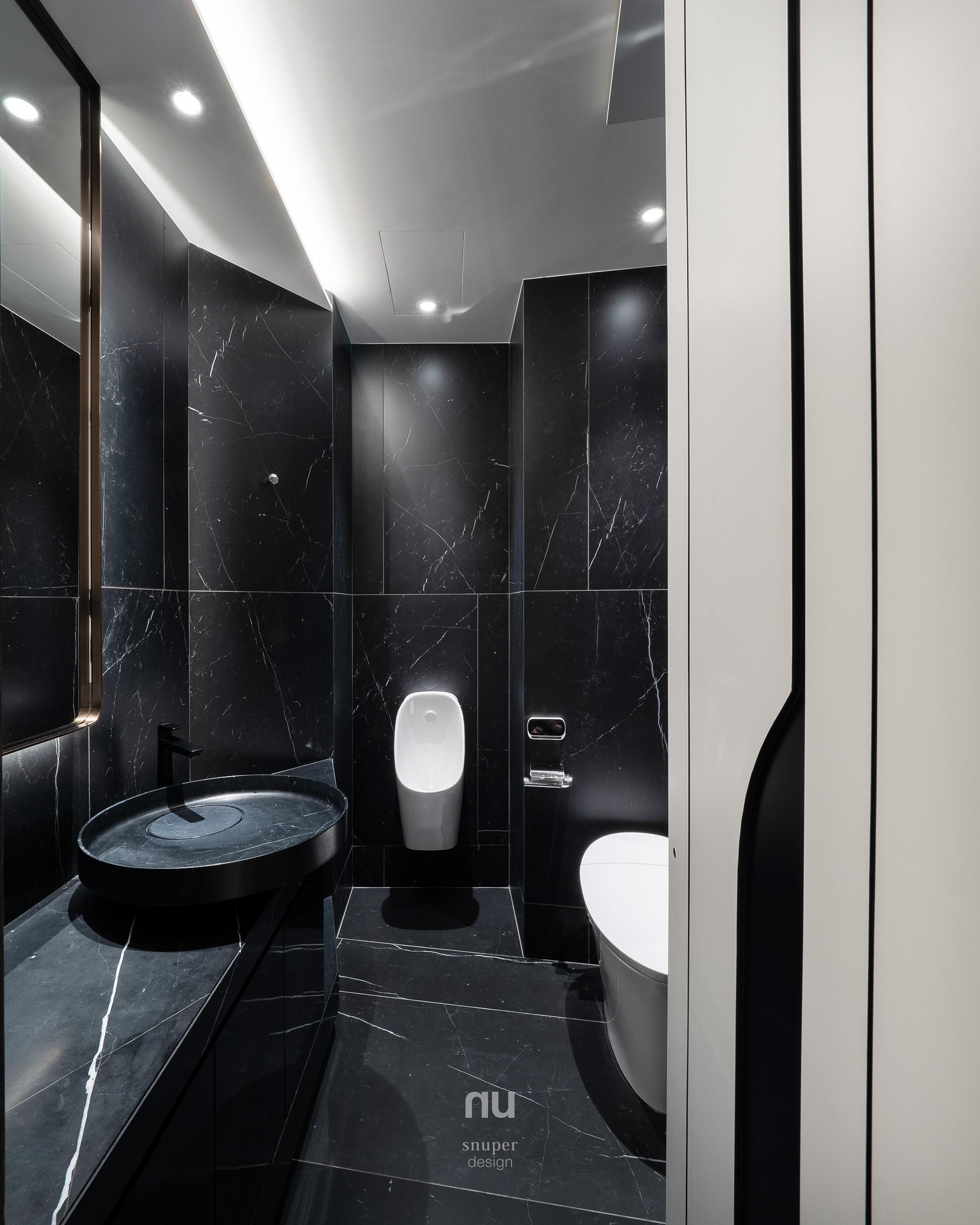 豪宅設計-客廁