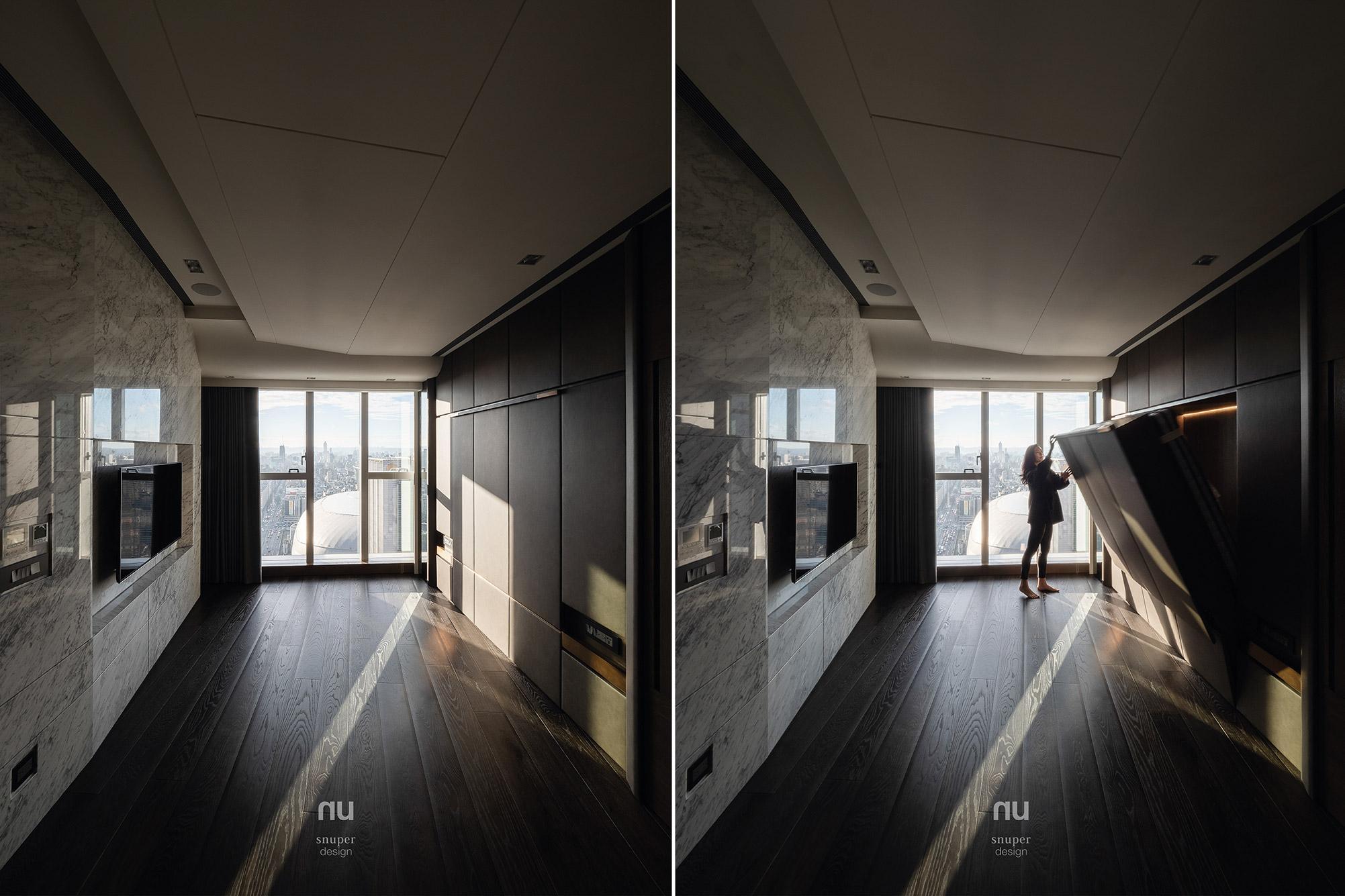 豪宅設計-客房