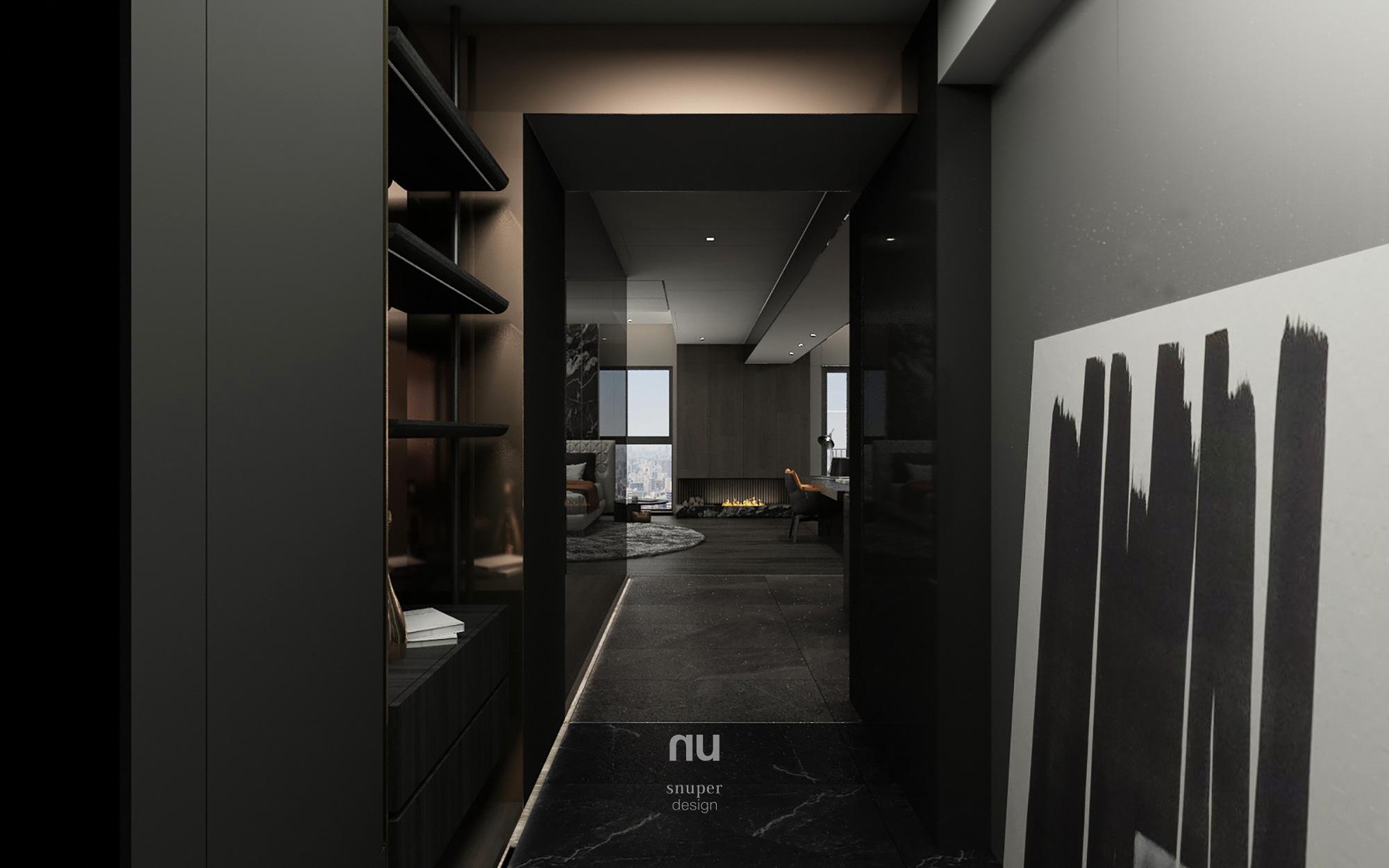 豪宅設計 - 玄關