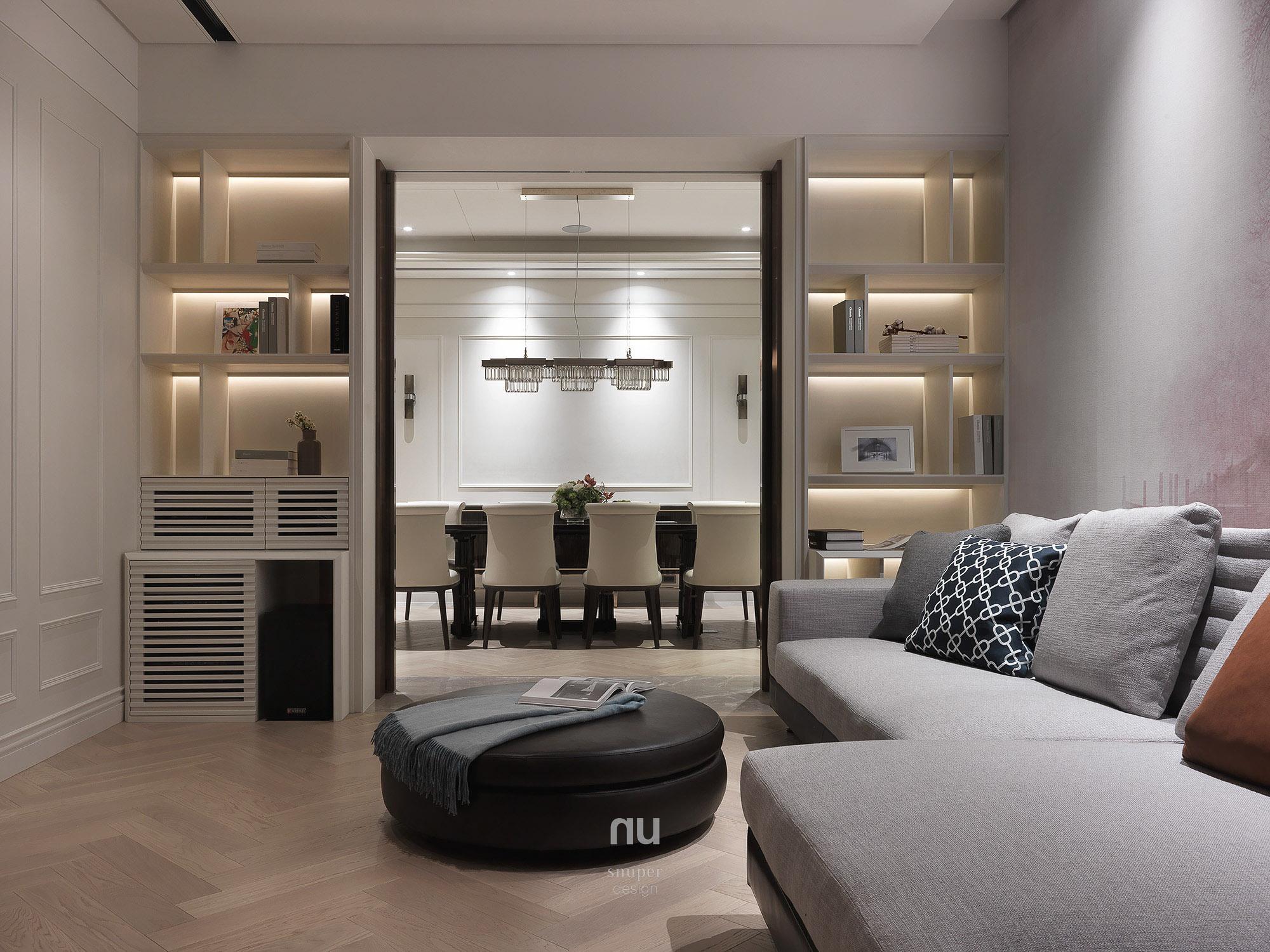 豪宅設計 - 古典印象- 娛樂室