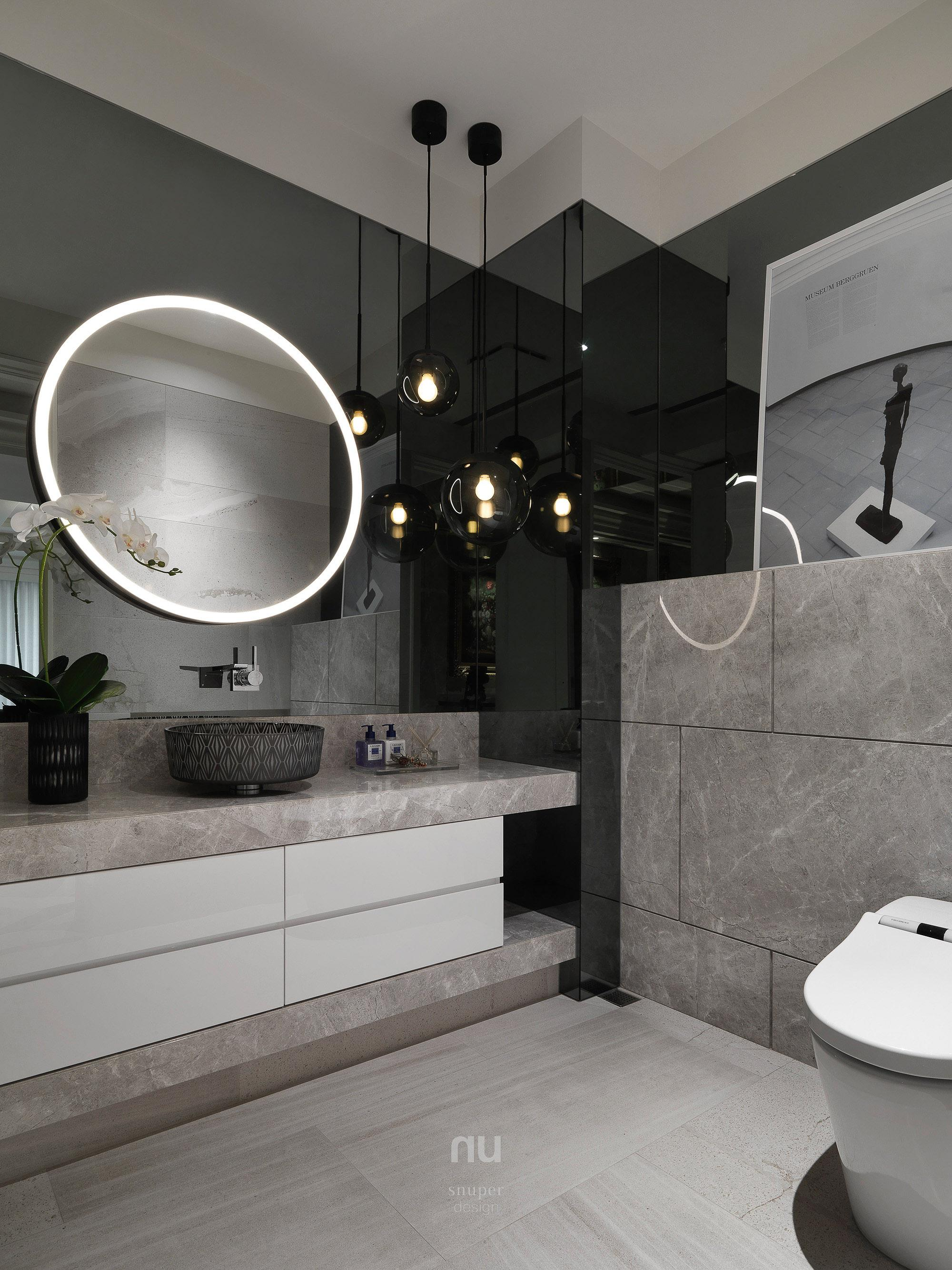 豪宅設計 - 古典印象- 次衛浴