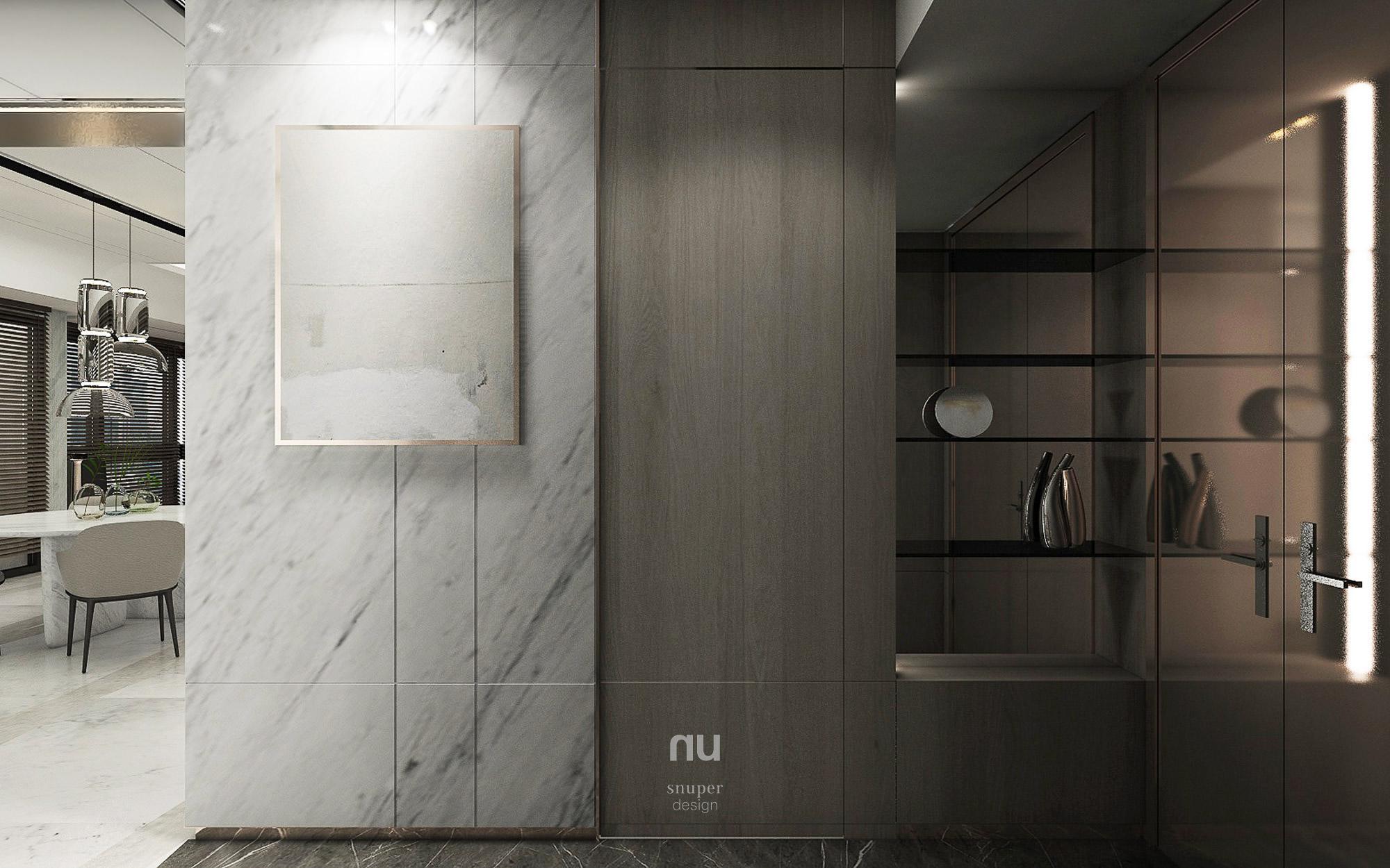 豪宅設計- 玄關