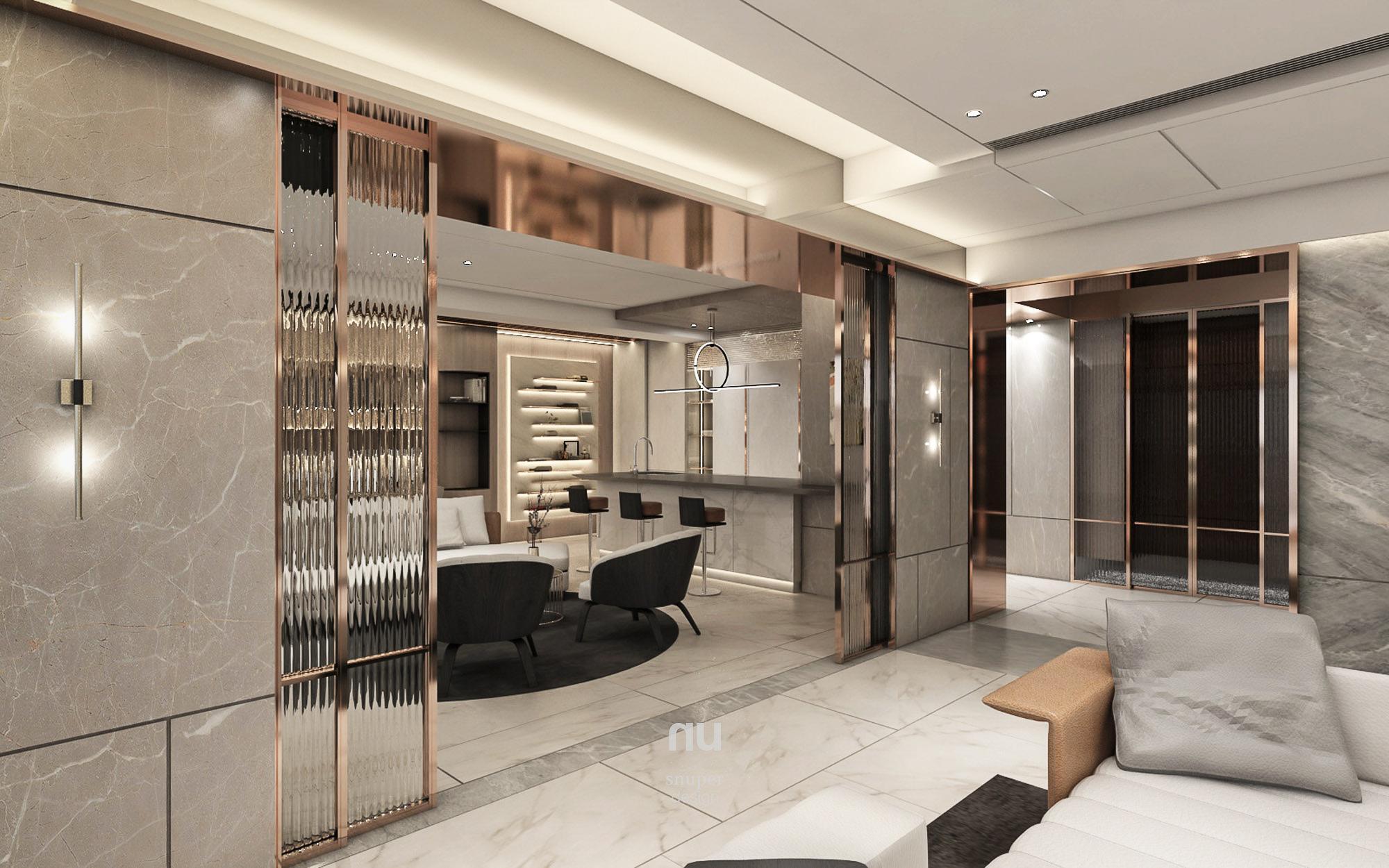 豪宅設計 - 寶輝City Park - 宴會廳