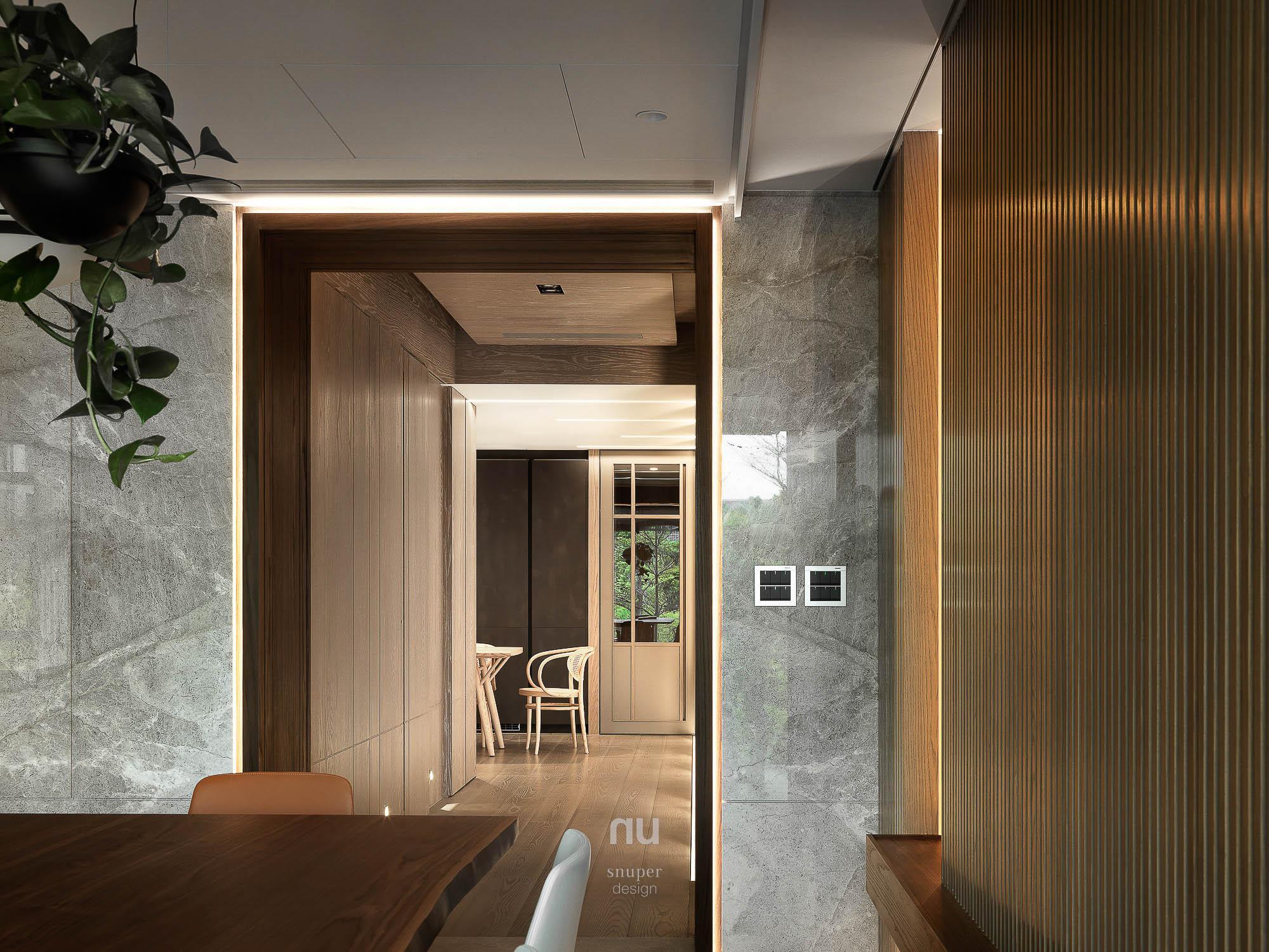 豪宅設計 - 餐廳