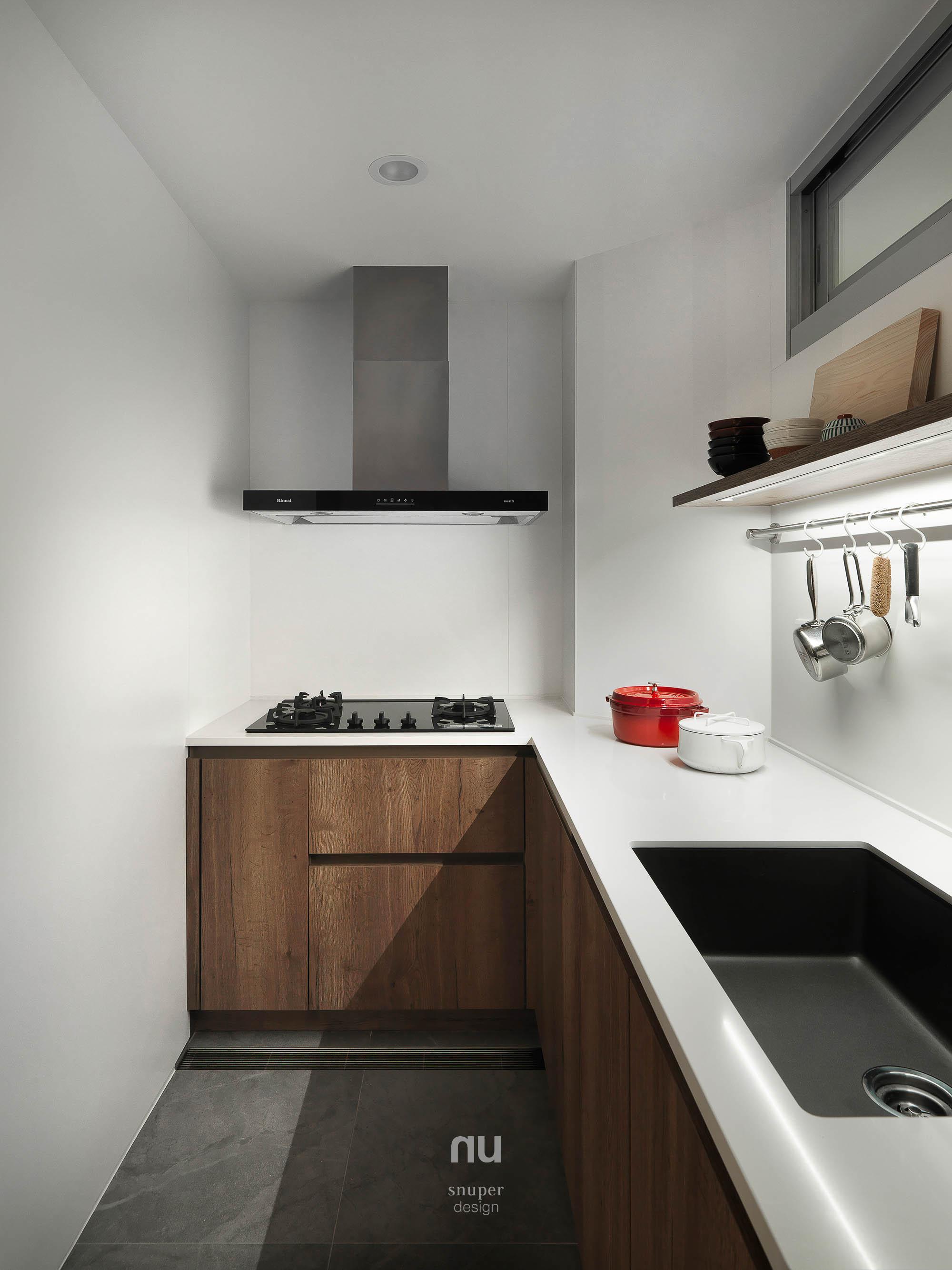 豪宅設計 - 熱廚區