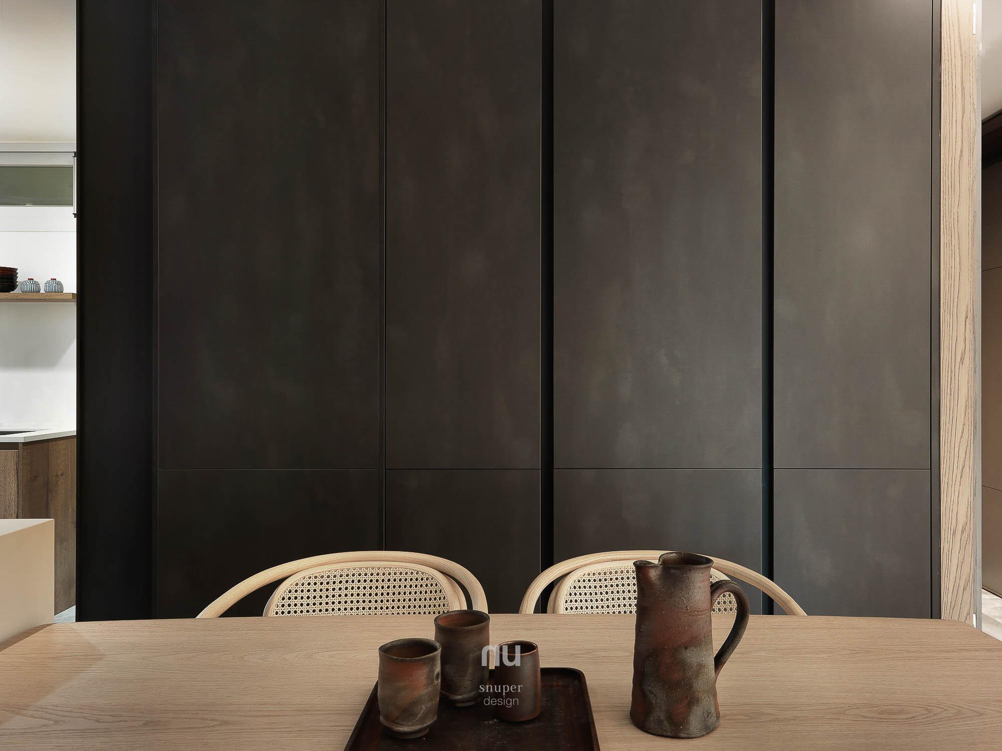豪宅設計 - 輕食區