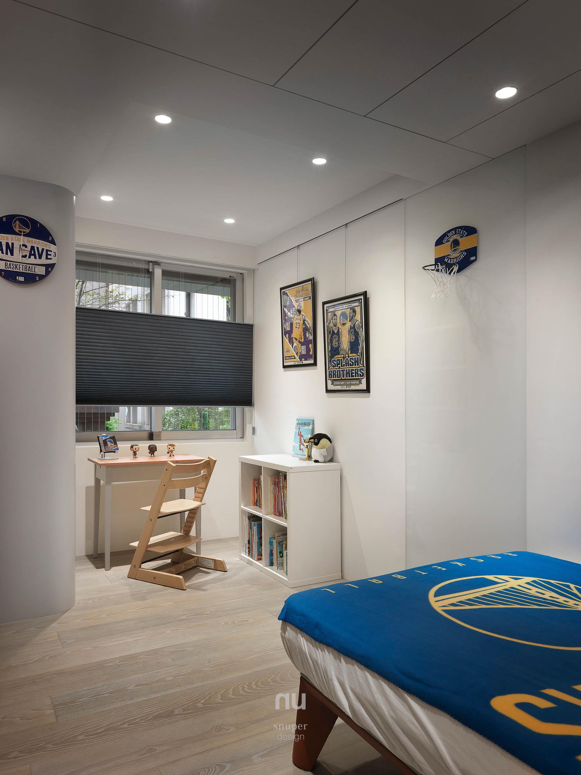豪宅設計 - 小孩房
