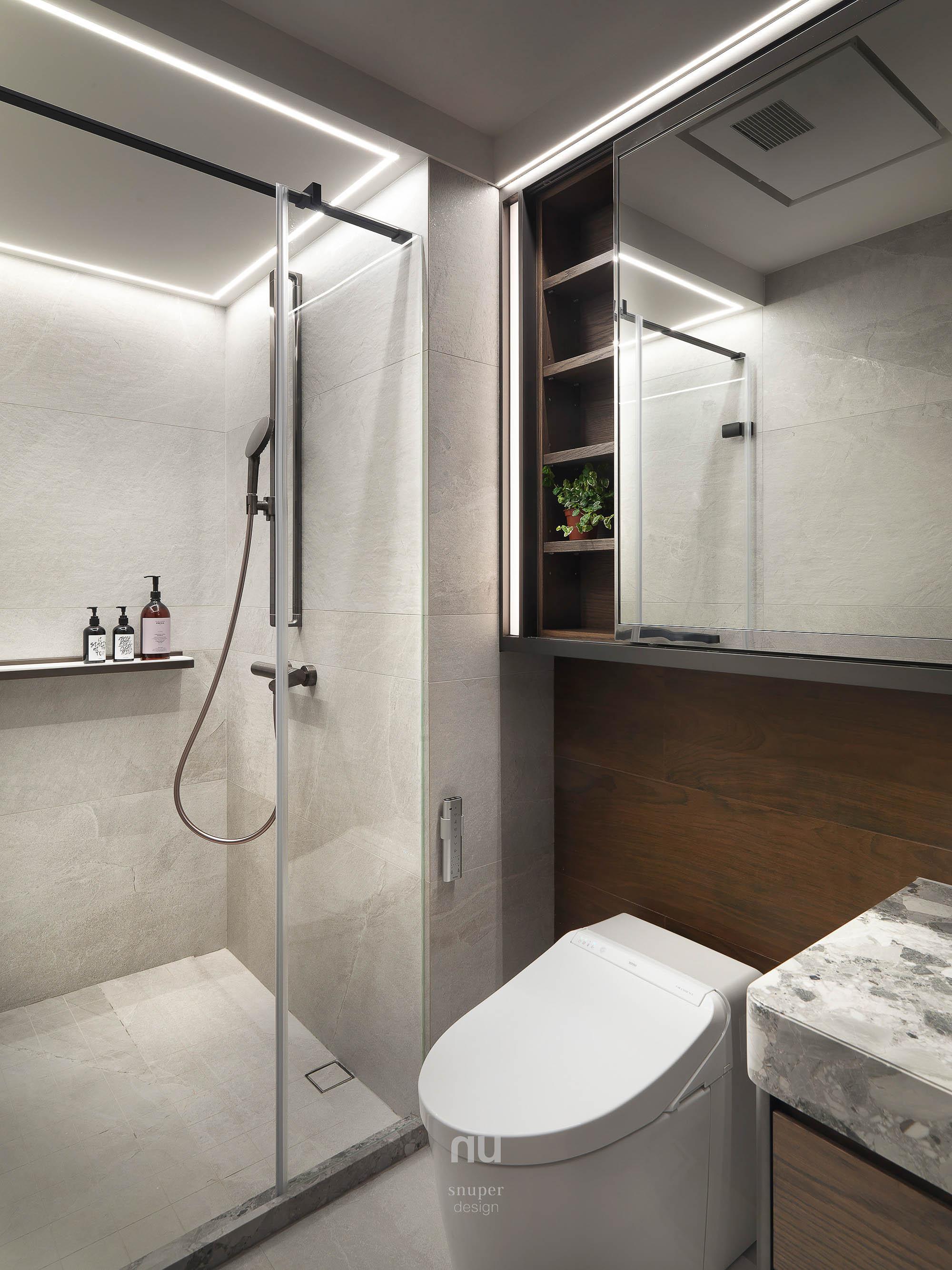 豪宅設計 - 次衛浴