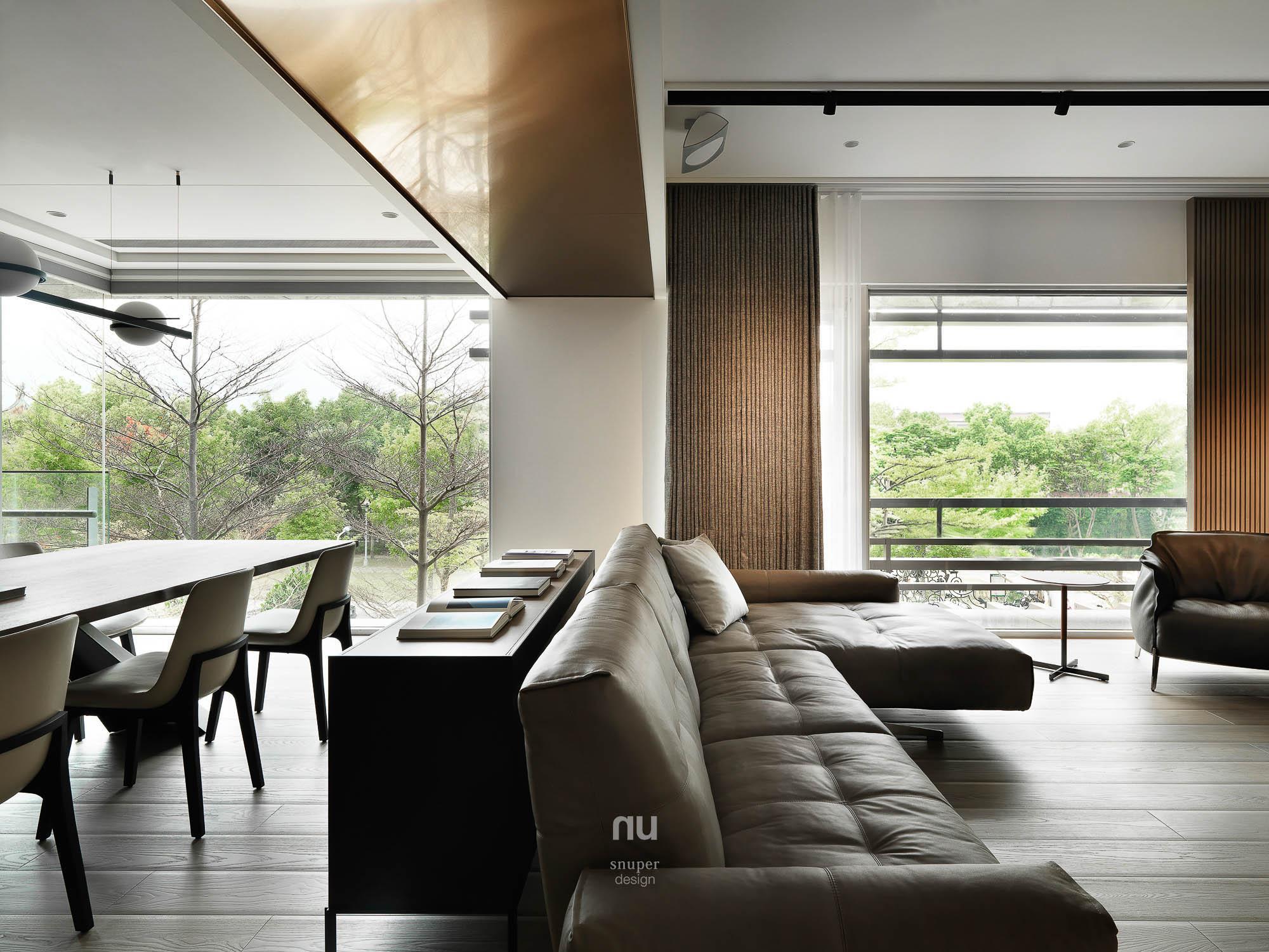 豪宅設計 - 客廳