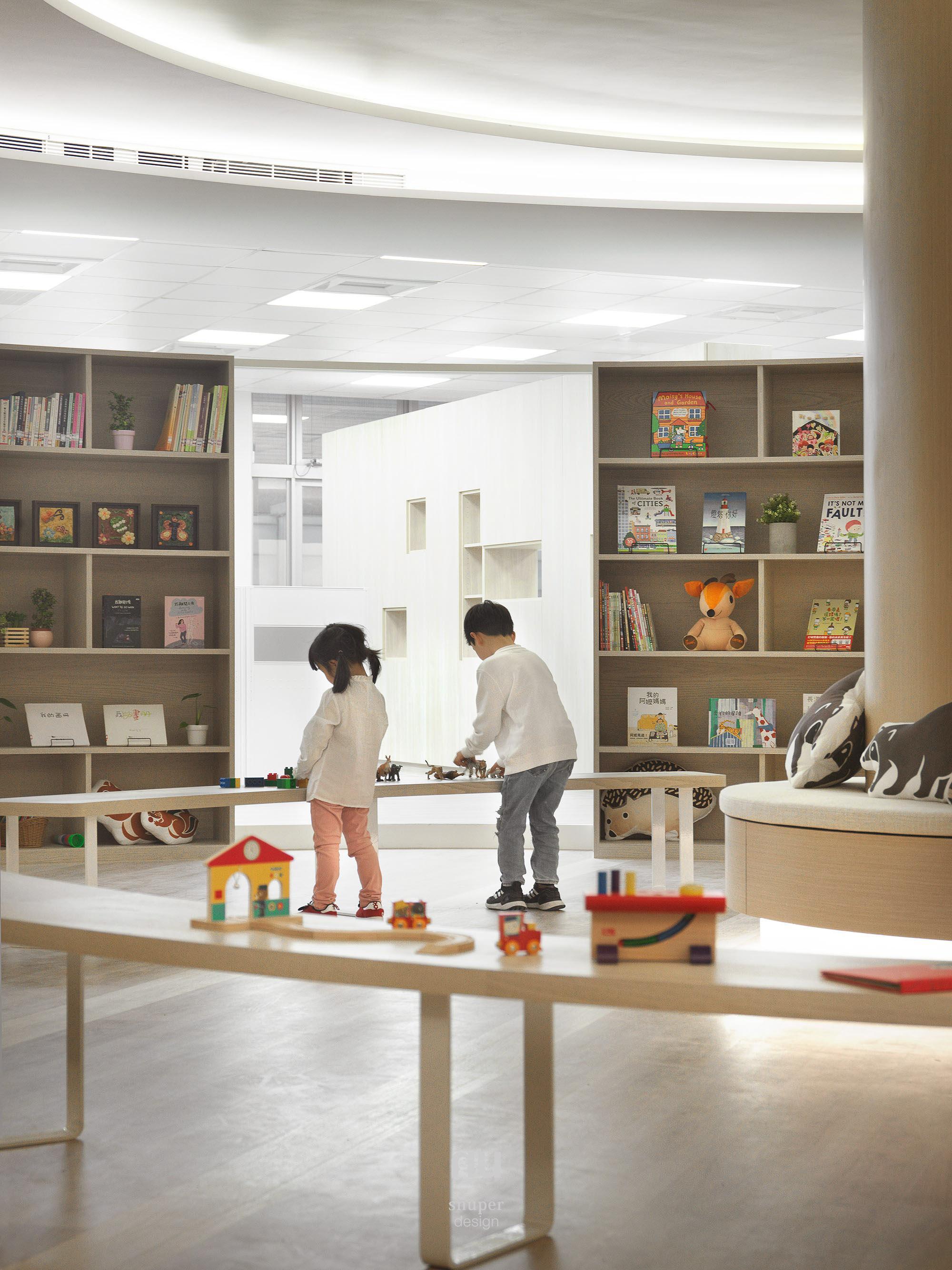 辦公室設計 - 遊樂區