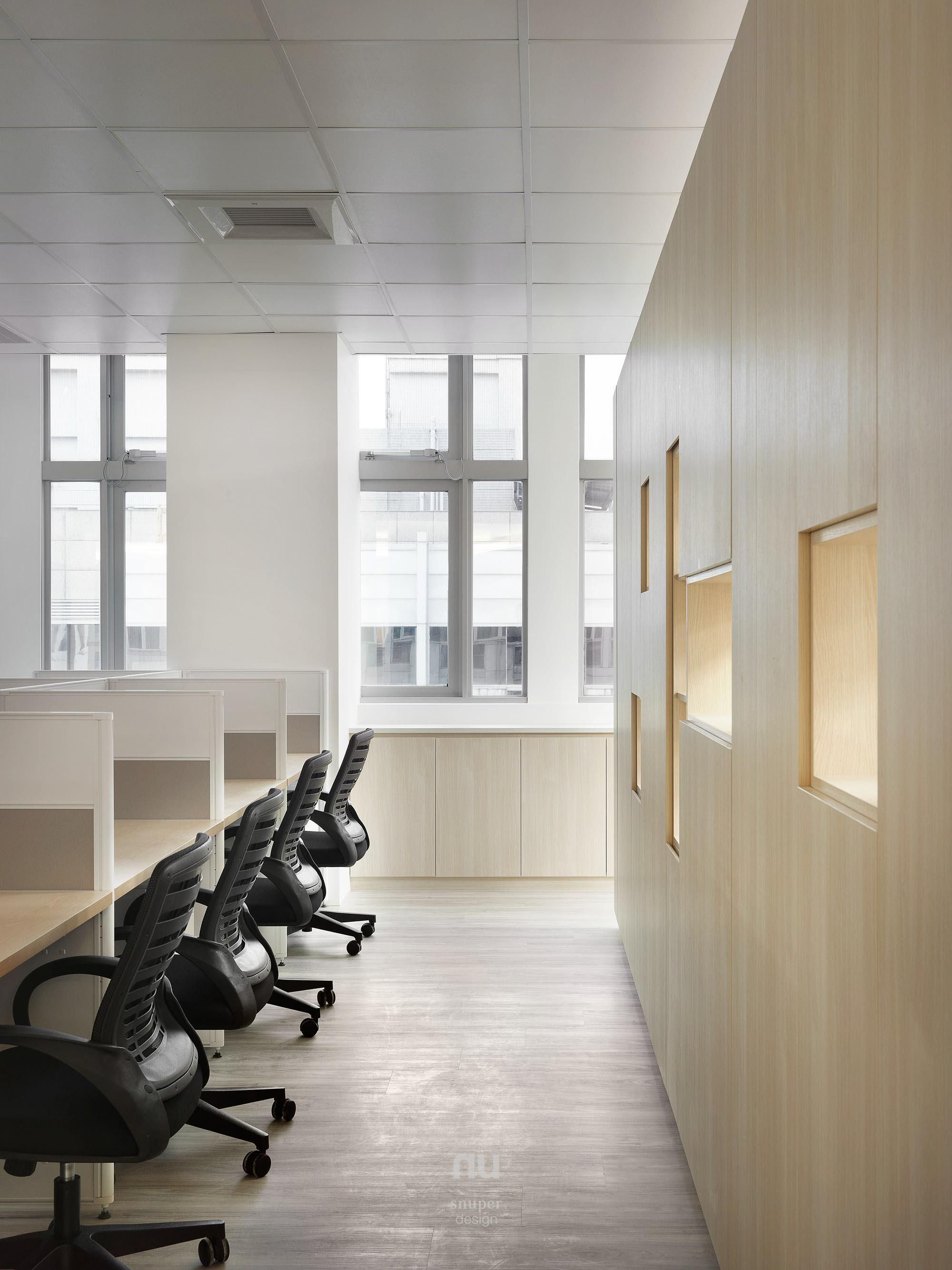 辦公室設計 - 辦公區