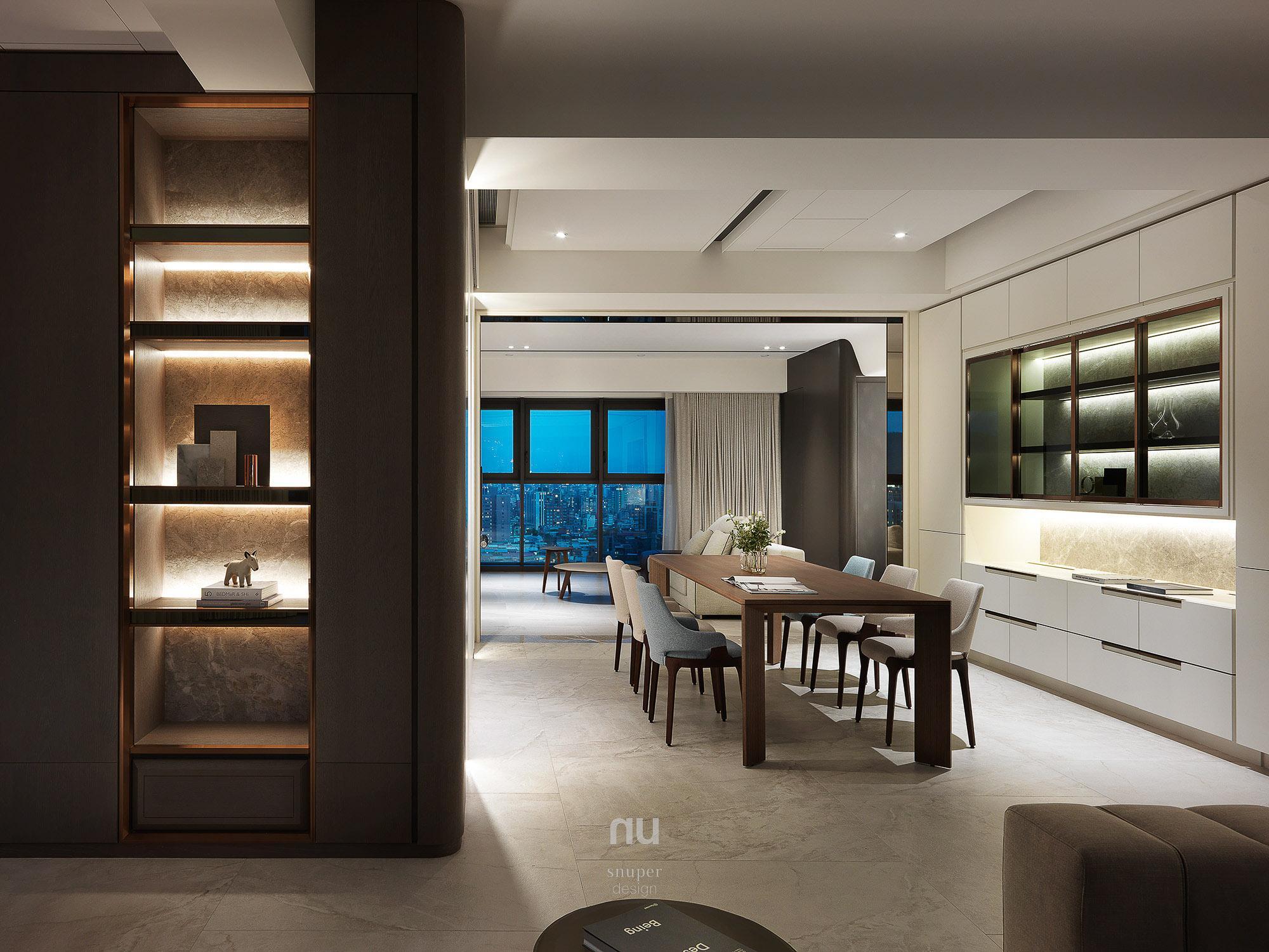 豪宅設計_餐廳