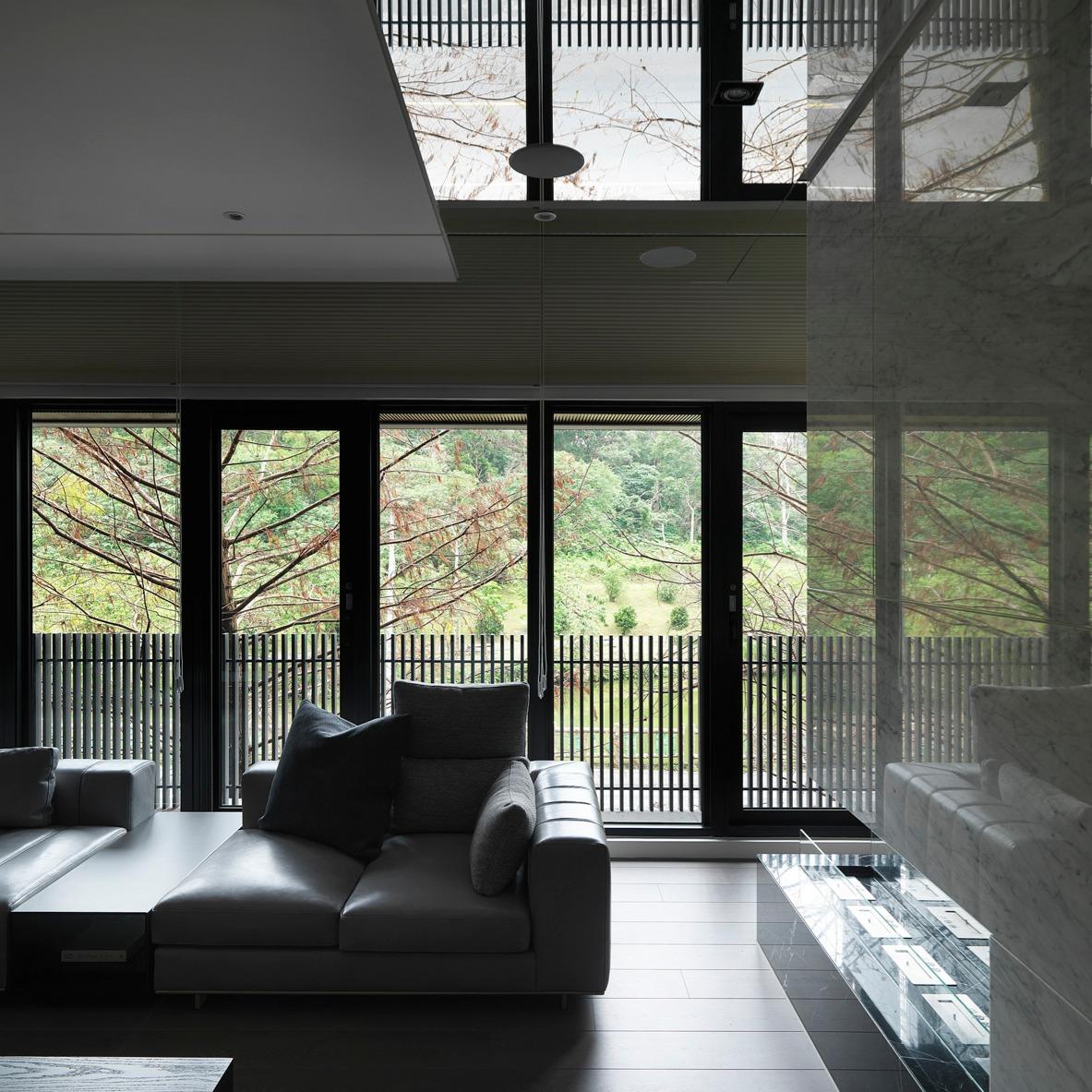 豪宅設計-石砌