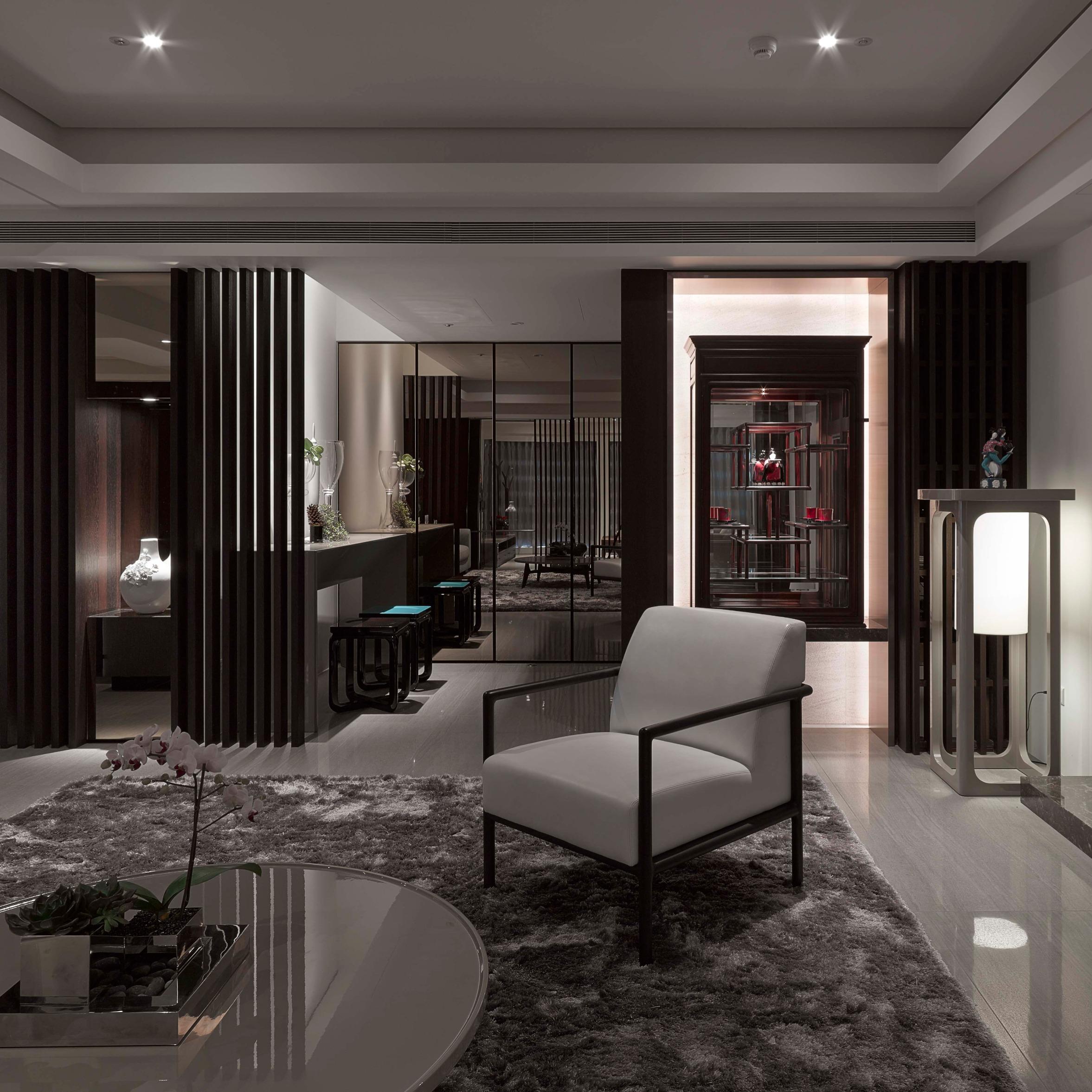 豪宅設計-靜謐