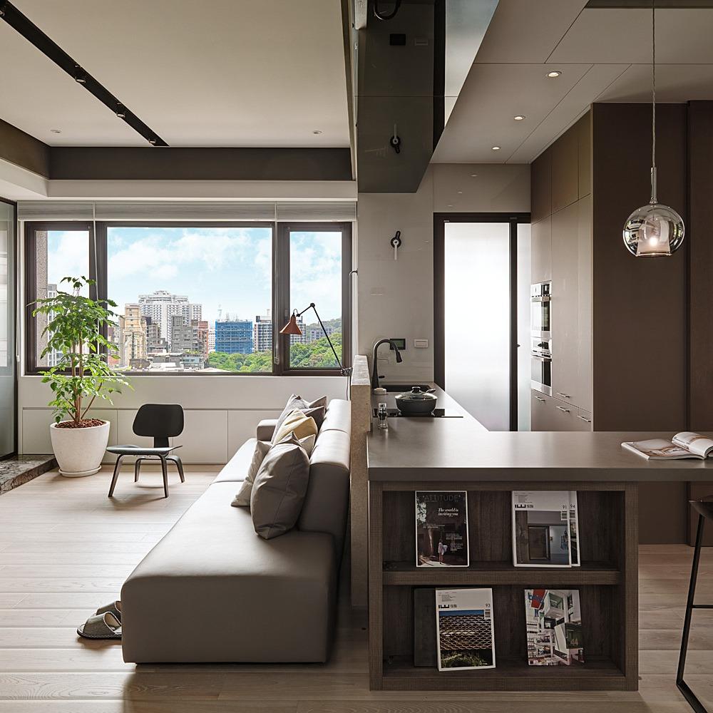 豪宅設計-城市印象