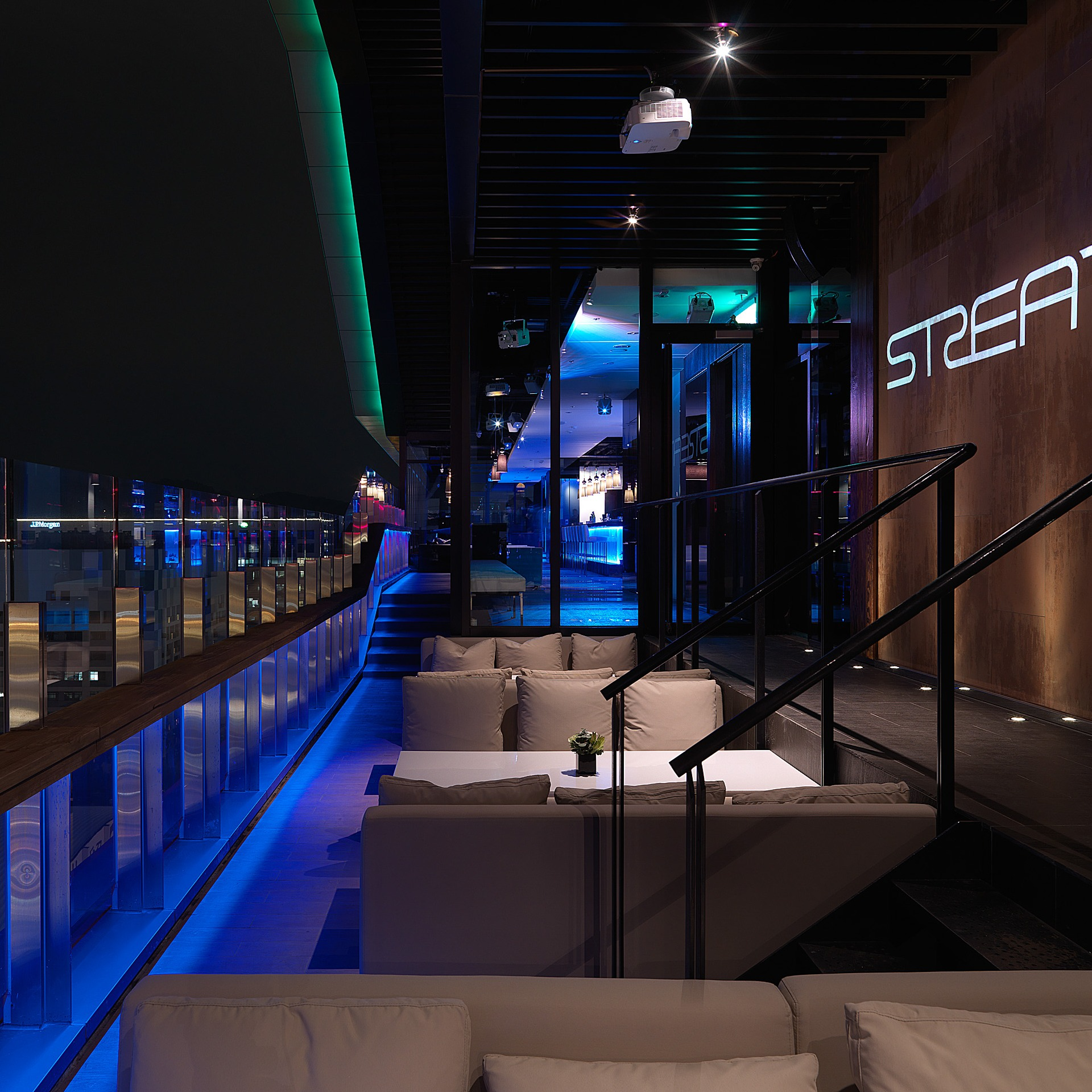 商空設計-Stream Lounge & Restaurant