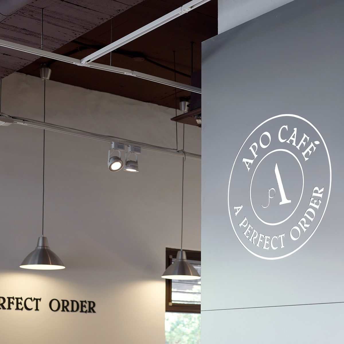 商空設計-北歐風餐廳