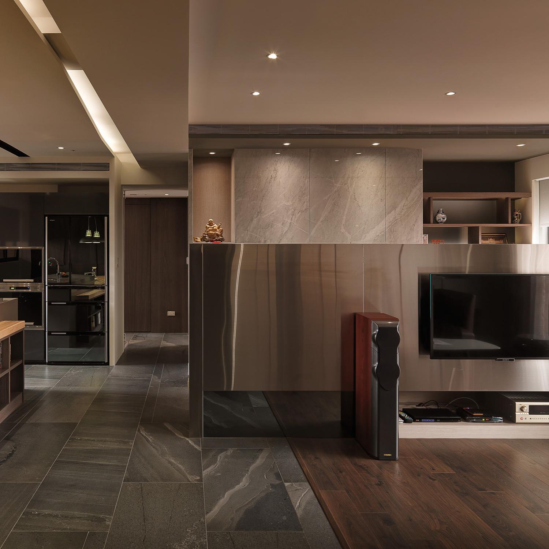豪宅設計-南港藍調