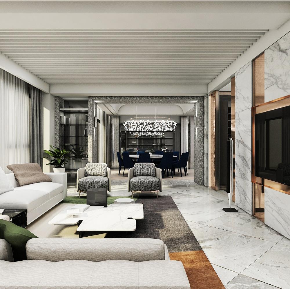 豪宅設計 - 都會靈感與華麗轉身