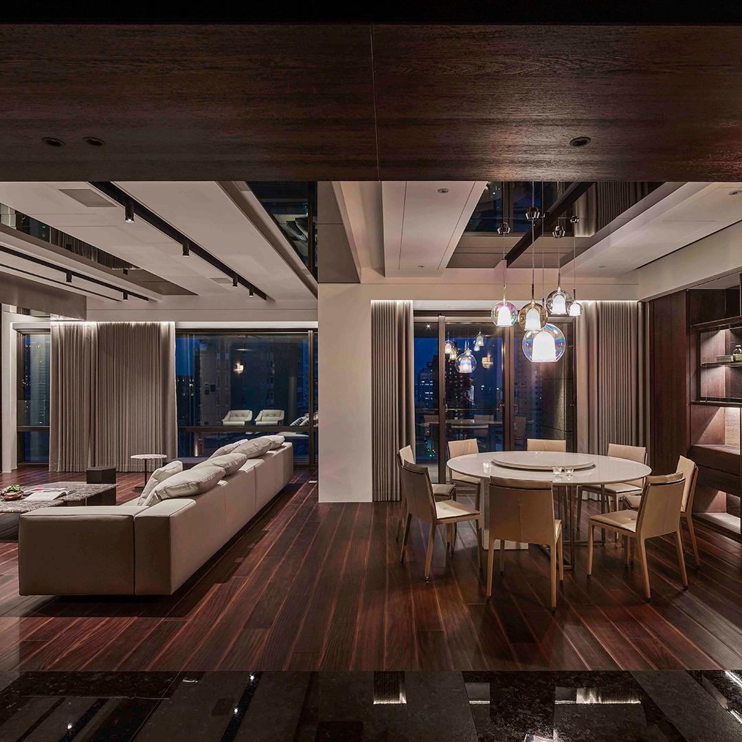 豪宅設計 - 都會風範 no.1