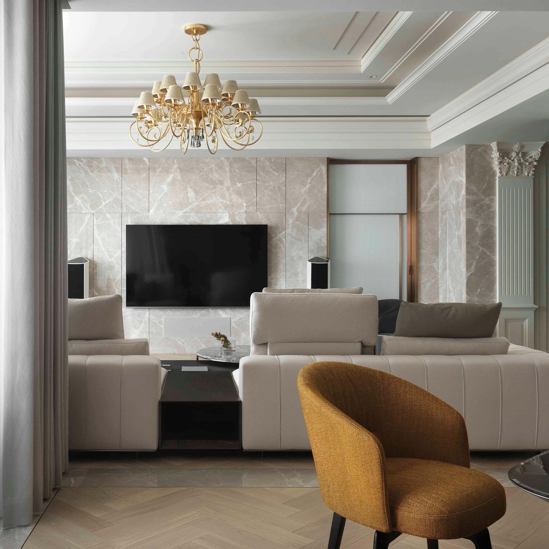豪宅設計 - 古典印象