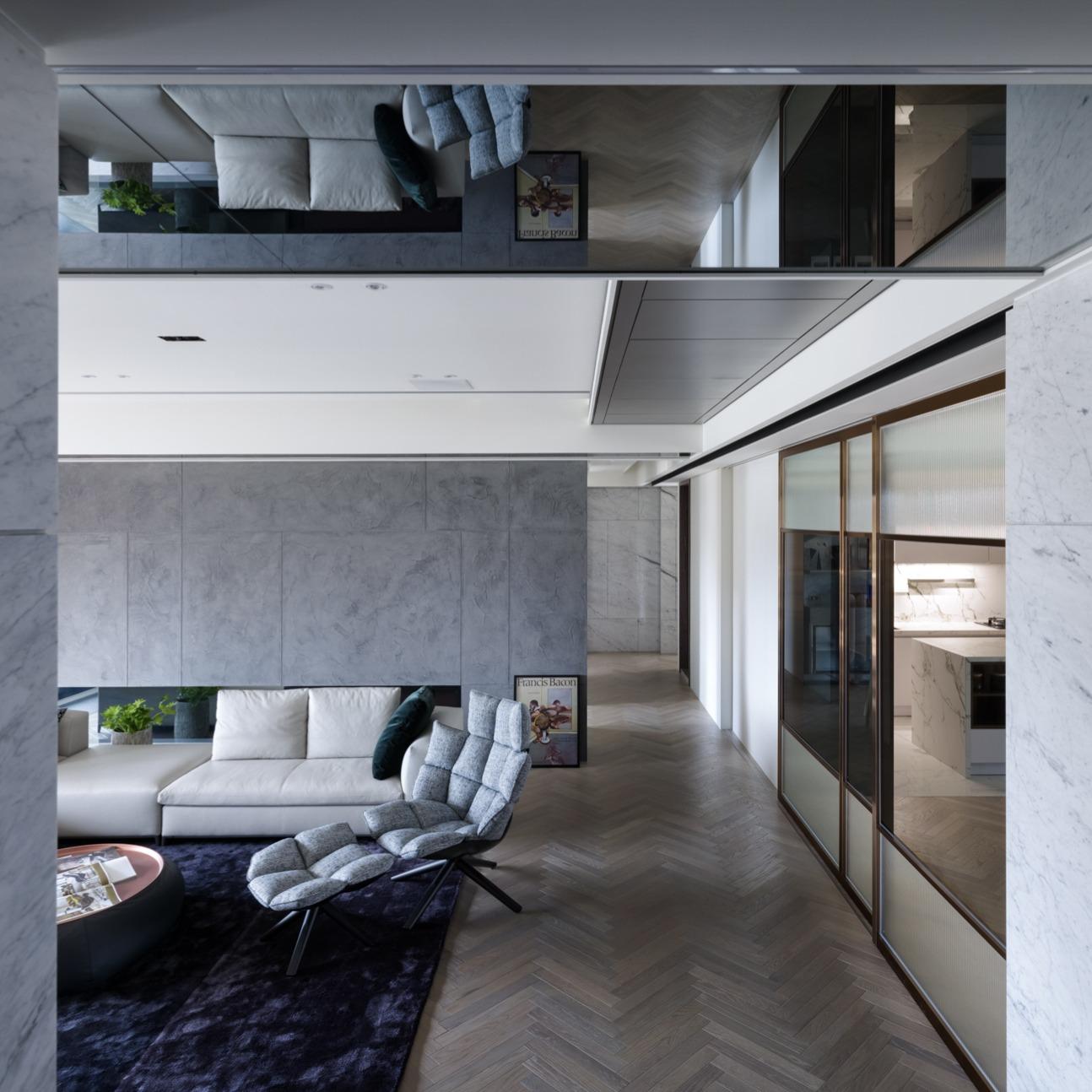 豪宅設計-當代時髦的風采